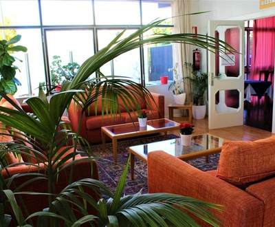 Lobby Marbel Hotel