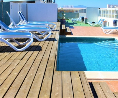 Pool Marbel Hotel