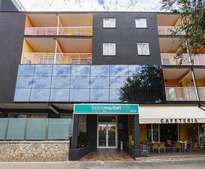 Facade Marbel Hotel