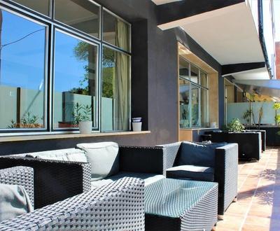 Terrace Marbel Hotel